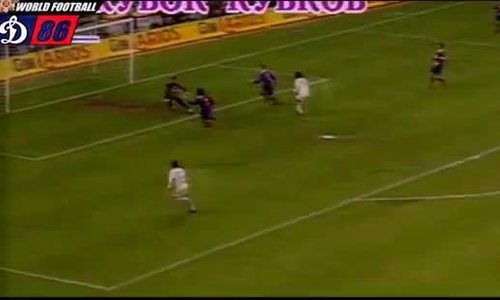 Real Madrid 0-1 PSG 1994