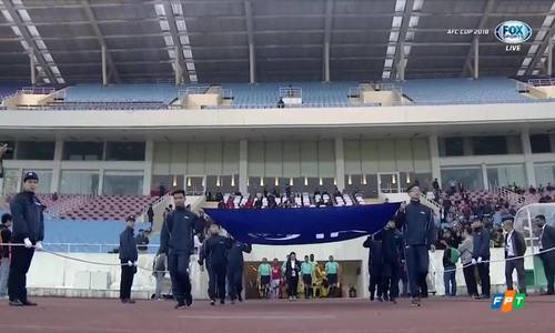 Thanh Hóa 0-0 Bali United