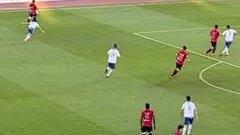 Asensio 1st goal