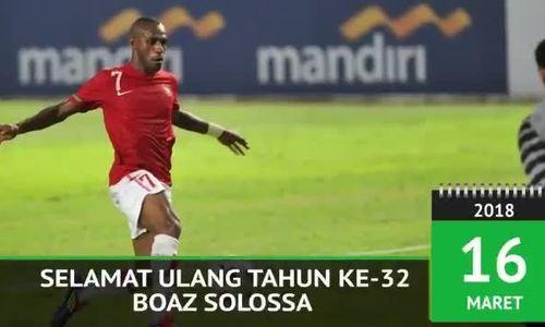 Boaz Solossa