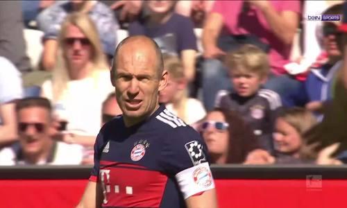 Augsburg 1-3 Bayern Munich