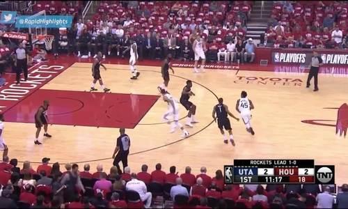 Utah Jazz - Houston Rockets