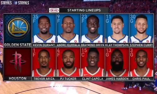 Rockets thắng đậm Warriors, cân bằng tỷ số chung kết miền Tây NBA - ảnh 2