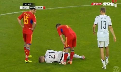 Armenia - Germany