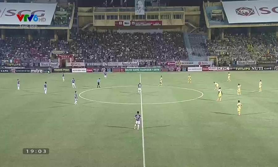 Hà Nội 2-0 SLNA