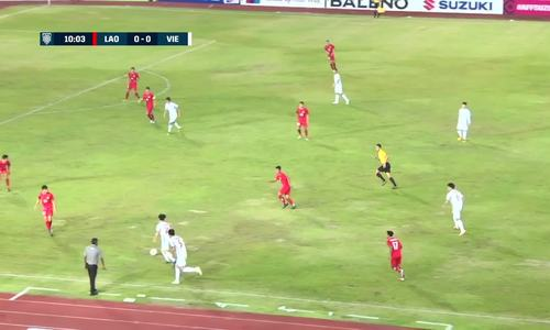 Cong Phuong opened the scoring