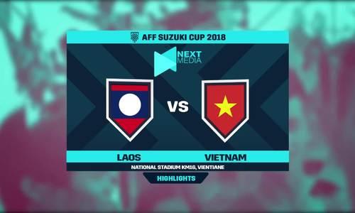 Việt Nam 3-0 Lào