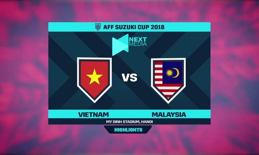 Việt Nam 2-0 Malaysia
