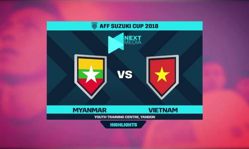 Việt Nam 0-0 Myanmar
