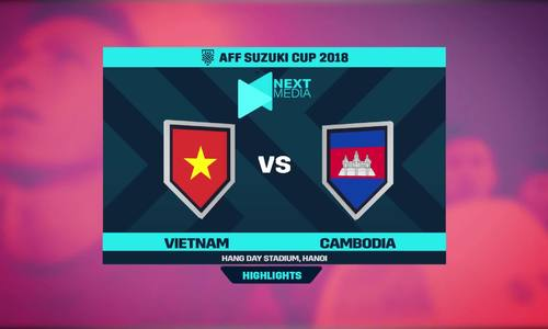 Việt Nam 3-0 Campuchia