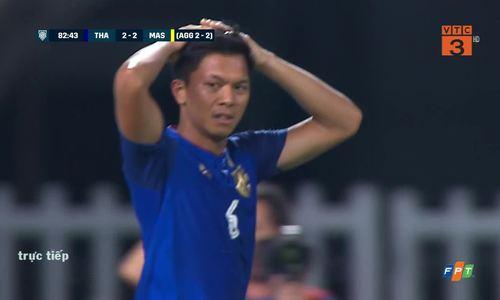 Malaysia vượt qua Thái Lan để vào chung kết AFF Cup - ảnh 1