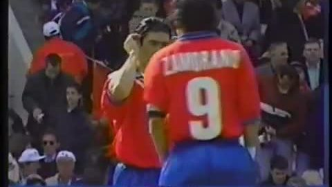 Trận Italy - Chile ở World Cup 1998