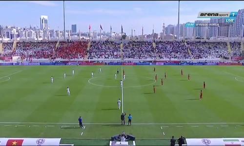 Việt Nam 0-2 Iran