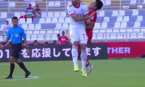 Đức Huy mất trí nhớ tạm thời sau trận đấu Iran