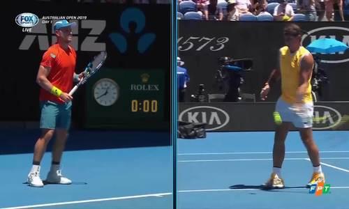 Nadal thắng trận ra quân tại Australia Mở rộng - ảnh 1