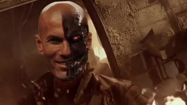 'Kẻ hủy diệt' Zidane trở lại