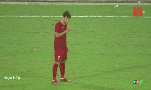 U23 Việt Nam - U23 Thái Lan
