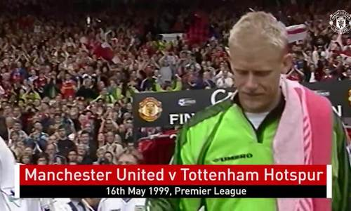Man Utd 2-1 Tottenham 1999