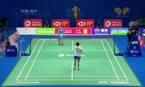 An Se Young vs TAI Tzu Ying