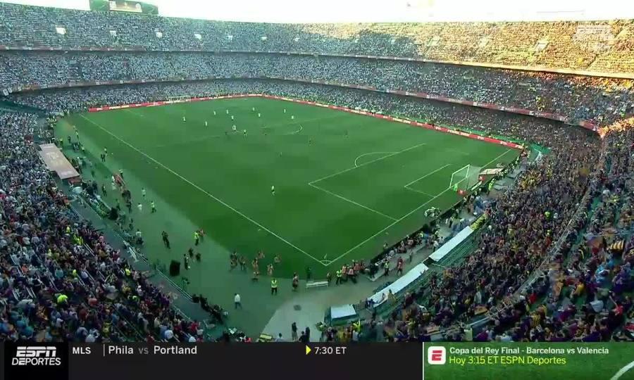Barcelona 1-2 Valencia