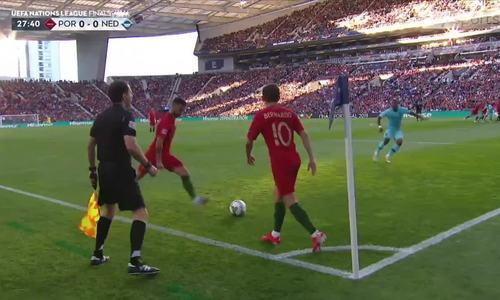 Bồ Đào Nha 1-0 Hà Lan
