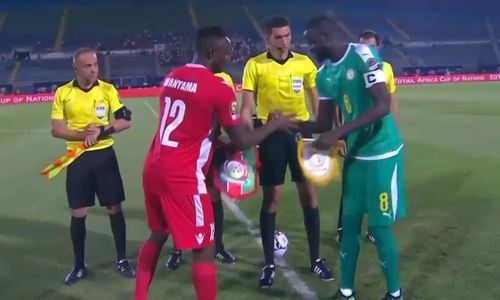 Senegal 3-0 Kenya Afcon 2019