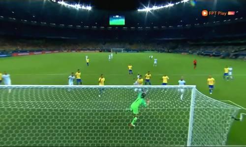 Brazil 2-0 Argentina