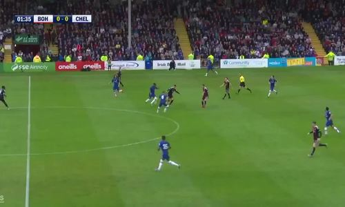 Chelsea 1-1 Bohemians