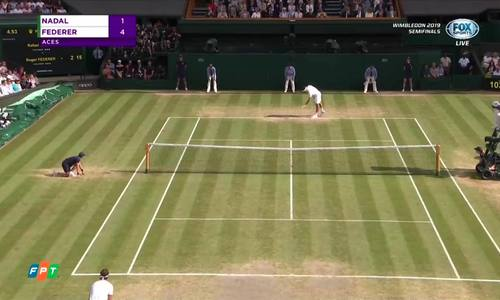 2-3 cho Federer