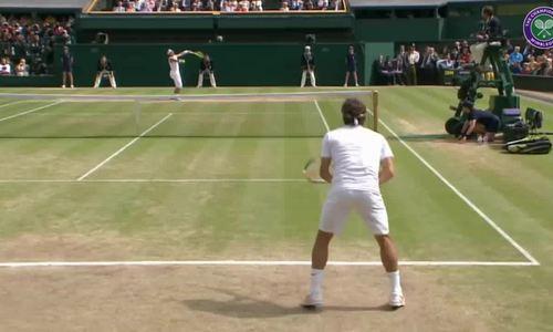 Roger Federer vs Rafael Nadal - Wimbledon 2008