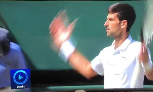 Djokovic khiêu khích khán giả
