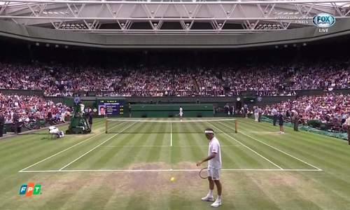 Djokovic 3-2 Federer