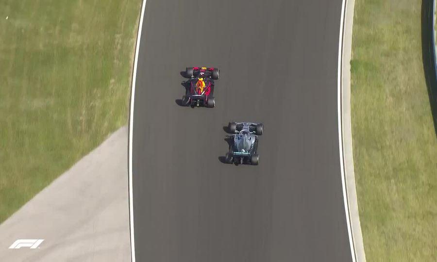 Verstappen: 'Chiếc xe của Lewis Hamilton nhanh hơn'
