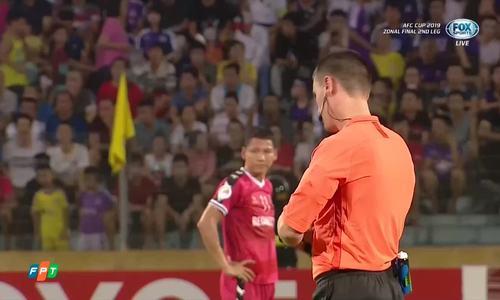 Hà Nội 1-0 Bình Dương