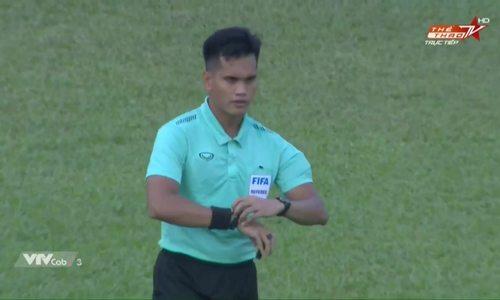 Malaysia 0-1 Thái Lan