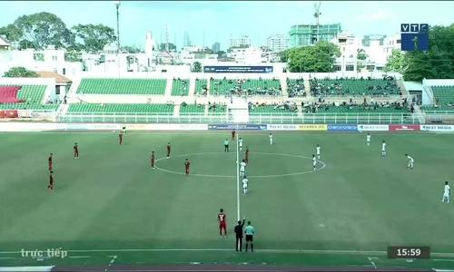 Việt Nam 1-2 Campuchia