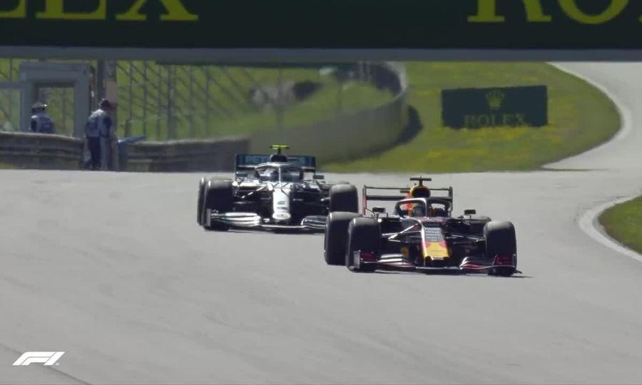 Màn trình diễn của Verstappen ở GP Áo 2019