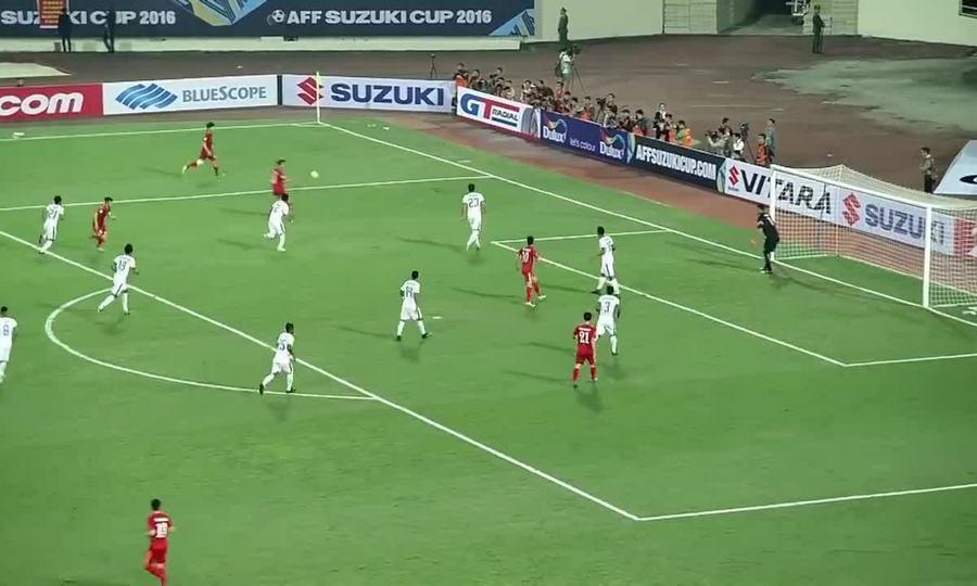 Việt Nam - Indonesia (Bán kết AFF Suzuki Cup: lượt về)