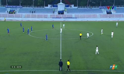 Thái Lan 2-0 Lào
