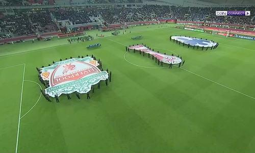 Liverpool 2-1 Monterrey