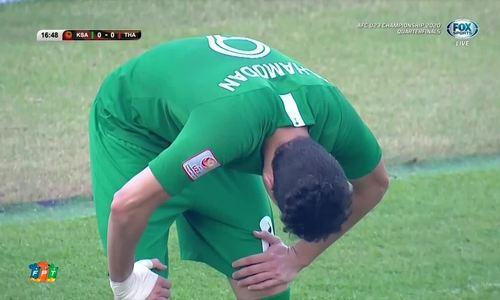 Thái Lan 0-1 Saudi Arabia