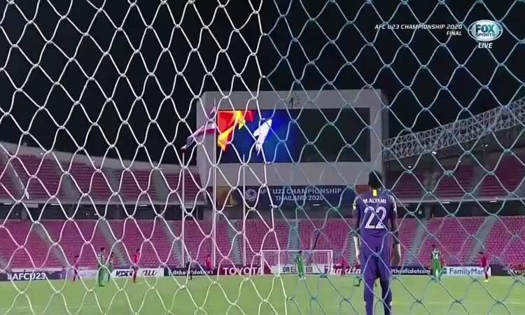 U23 Saudi Arabia 0-1 U23 Hàn Quốc