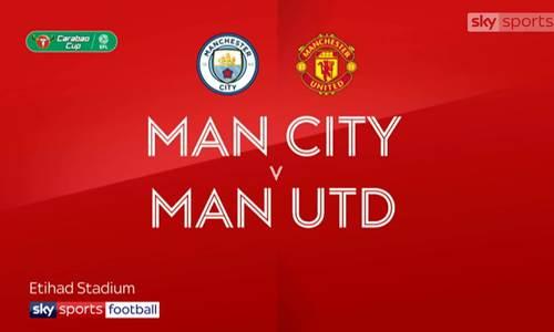 Man City 0-1 Man Utd