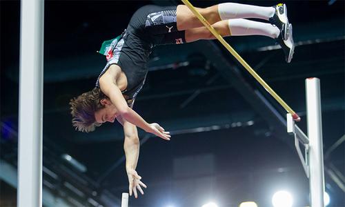 Duplantis lập kỷ lục thế giới nhảy sào với 6,17 mét
