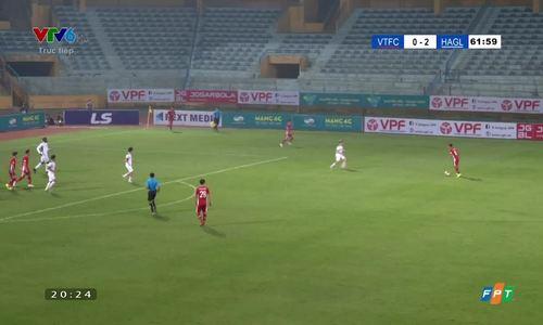 Viettel 3-2 HAGL (hiệp 2): Bruno ghi bàn - ảnh 5