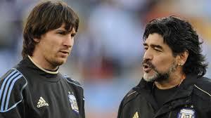 Cassano: 'Messi vĩ đại hơn Maradona'