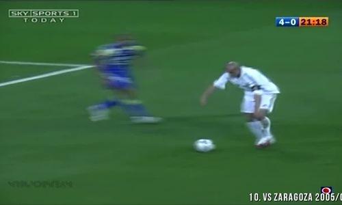 10 bàn thắng của Roberto Carlos
