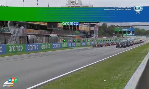Lewis Hamilton về nhất tại Tây Ban Nha Grand Prix 2021