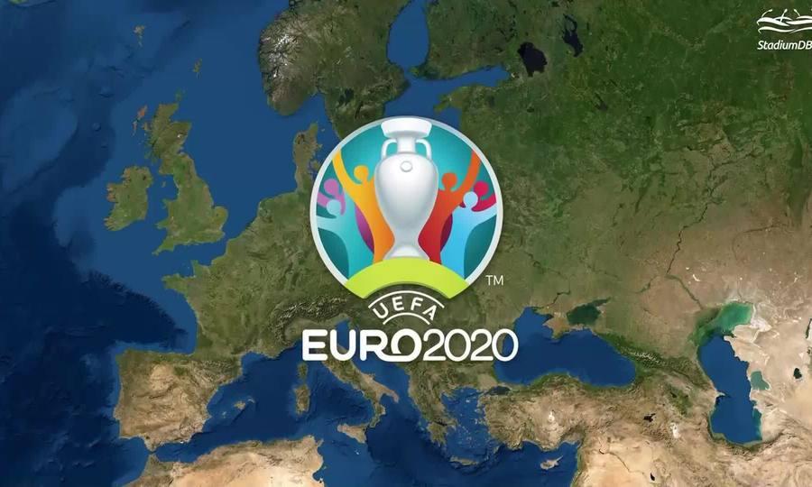 Những sân vận động tại Euro 2020