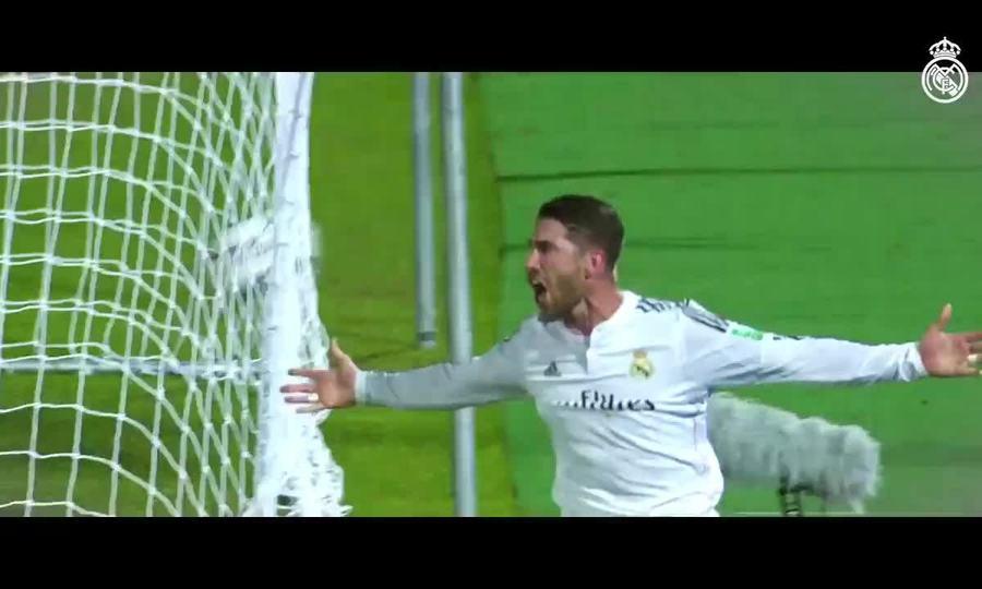 Những khoảnh khắc của Sergio Ramos tại Real